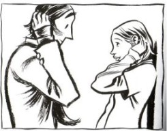 Panel from Blankets